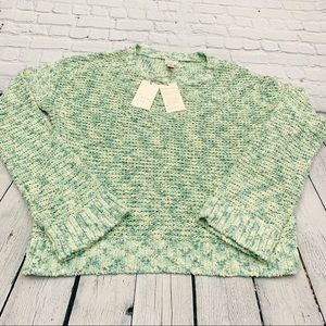 A New Day Women Crewneck Pullover Sweater Size 2XL